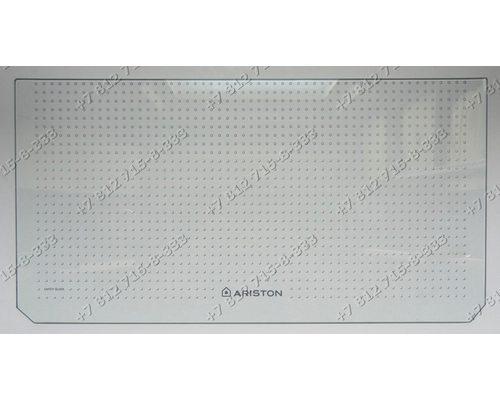 Полка над овощным ящиком для холодильника Indesit BDCM45VCH BDCM45VCHS BDCM45VGC BDCM45VIX