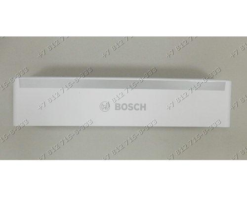 Балкон белый для холодильника Bosch 665520