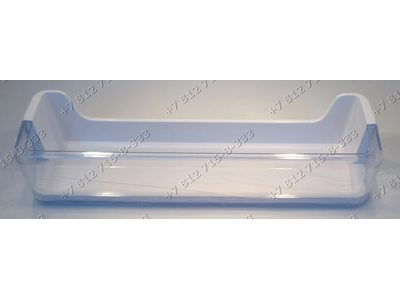 Балкон нижний - полка на дверь - для холодильника Samsung RL52... RL55... RL57... 470*125*95 мм