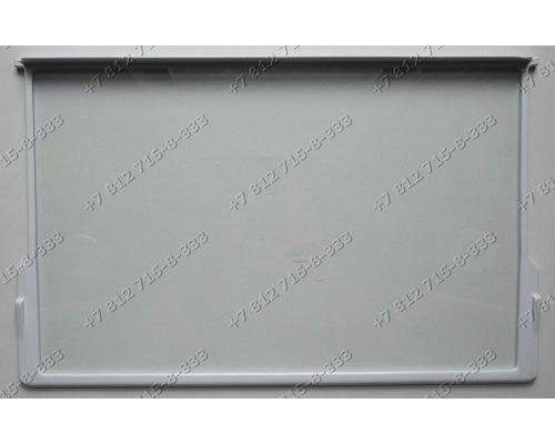 Cтеклянная полка для холодильника Атлант 17-я серия МХМ1717 МХМ1704