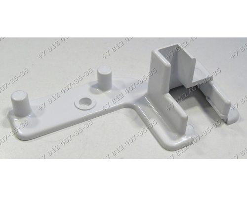 Кронштейн панели правый - держатель откидной панели правый для холодильника Атлант, Минск 301540006201