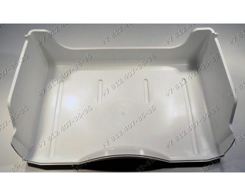 Корпус ящика зоны свежести для холодильника Атлант Минск 61 серия ХМ6119, ХМ6120, ХМ6121, ХМ6122, ХМ6123