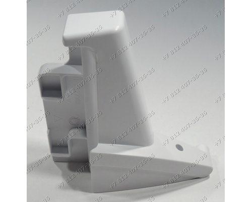 Крепеж полки-верхнего балкона-уголок левый для холодильника Liebherr EKB2410-20F ICBN 3056-21G 097768807