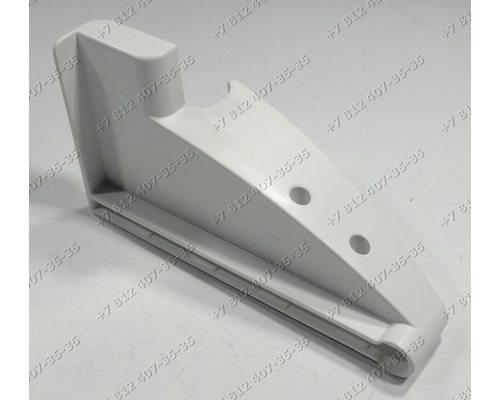 Крепеж балкона правый для холодильника Liebherr CBNPES375620 - 998957200, CBNPES375620A - 998957201