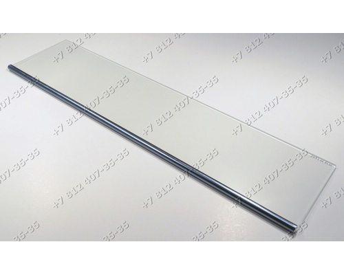Основание балкона стеклянное с обрамлением для холодильника Liebherr CB3656-20D, CB4056-20E