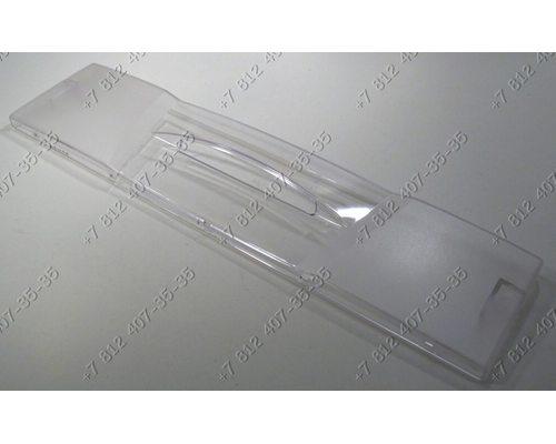 Панель верхнего ящика морозильной камеры для холодильника Бирюса 146 480*110*25 мм