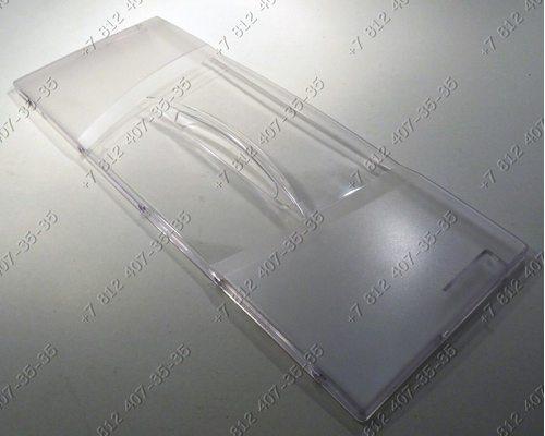 Панель ящика морозильной камеры для холодильника Бирюса 146, 480*180*16 мм