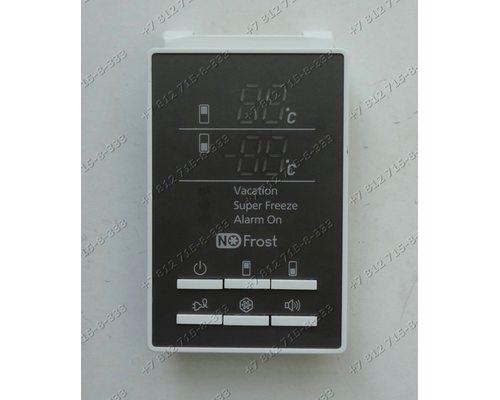 Дисплей для холодильника Samsung DA97-05487M для моделей RL33... RL34... RL35... RL36... RL37... RL42... RL49... и т.д. в сборе