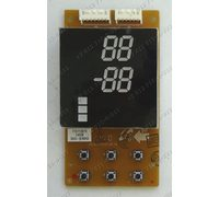 Дисплей для холодильника Samsung DA41-00484B для моделей RL33... RL34... RL35... RL36... RL37... RL42... RL49... и т.д.