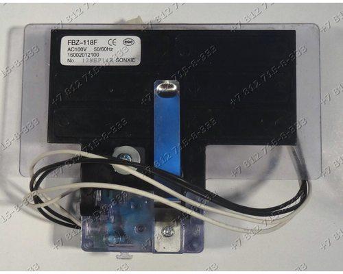 Воздушная заслонка в сборе FBZ-118F FBZ118F AC100V для холодильника Indesit Ariston B18DFNF, B20DFNF