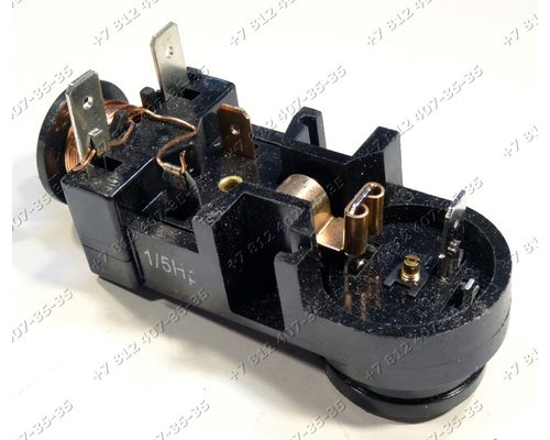 Пусковое реле (компрессор Embraco 1/5 1/5HP danfoss) для холодильника