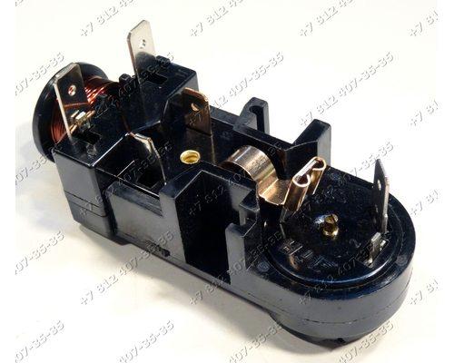 Пусковое реле (компрессор Embraco 1/6 LRL1/6) для холодильника