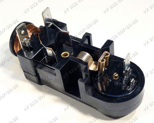 Пусковое реле (компрессор Embraco 1/8 1/8HP 220V/50Hz) для холодильника