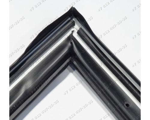 Резина морозильной камеры 398*1750 мм, черная для холодильника Whirlpool