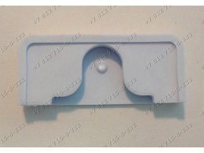 Белая крышка ручки холодильника Indesit C00024535
