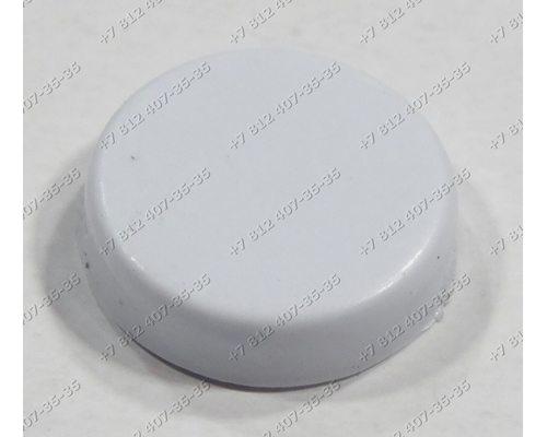Заглушка ручки холодильника Indesit 106Q, C236G, NBA20, RF370A, SB200, TA18R, TIAA14UA, RMT1175GAX