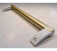Ручка золотая с белым для холодильника Bosch KGN39AW18R/01
