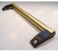 Ручка золотая с черным для холодильника Bosch KGN39AD18R/01