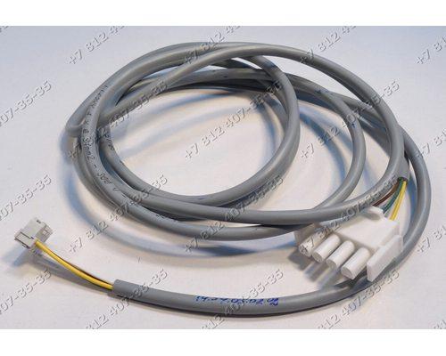 Шлейф электронного модуля для холодильника Indesit, Ariston BIA20NFYSH, HBT1181.3NFH, ECFT1813HL