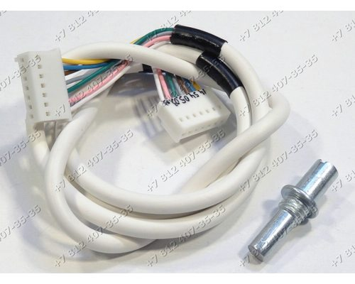 Шлейф (панель управления-дисплей) для холодильника Indesit, Ariston MBA3841C 93260170000