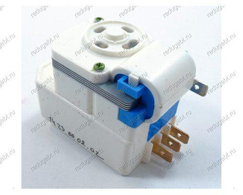 Таймер TMDE807ZC1 оттайки механический для холодильника