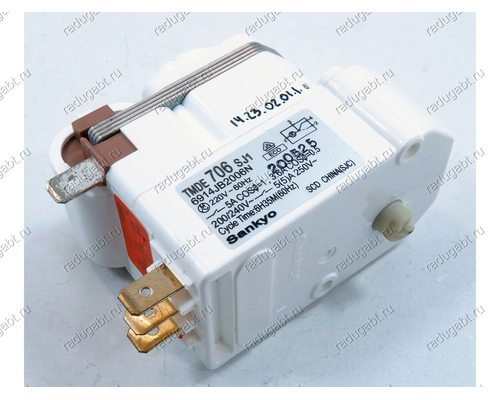 Таймер оттайки для холодильника LG GR-372SF, GR-332SF, GR-V232S TMDE706SJ1