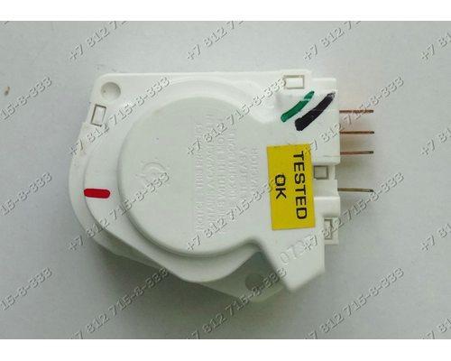 Таймер оттайки холодильника Whirlpool WBM378WH WBM378SF WBM378GP