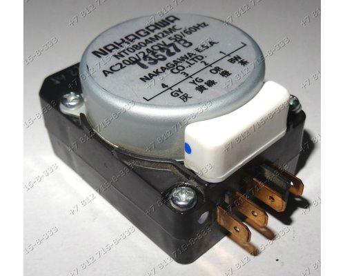 Таймер оттайки ND0804M2MC холодильника Sharp Hitachi