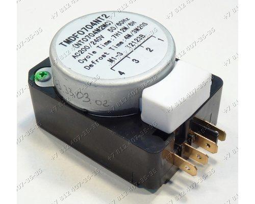 Таймер оттайки nakagawa NT0704M2MC TMDF0704NT2 AC200/240V Defrost Time: 4M/3M20S для холодильника Sharp