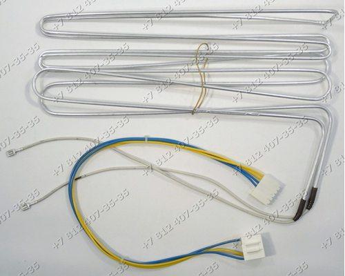 Тэн оттайки - нагреватель испарителя 16002346300 для холодильника Indesit Ariston Stinol
