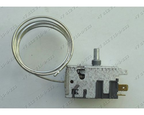 Терморегулятор (Термостат (KDF29M,TAM133-1M-118-0,92-6,3-1-A) (V!) KDF-29M) для холодильника Candy