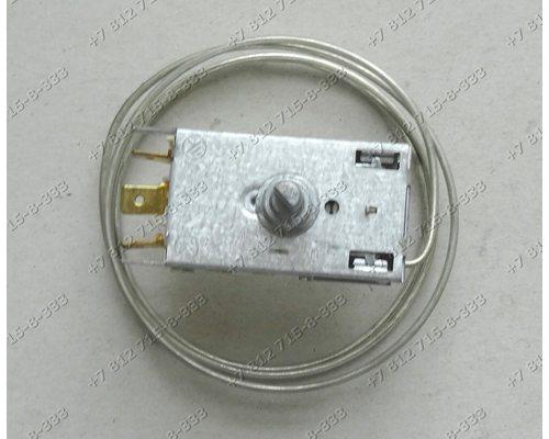 Короткий терморегулятор K59-L2196, ТАМ133-1М для холодильника Beko