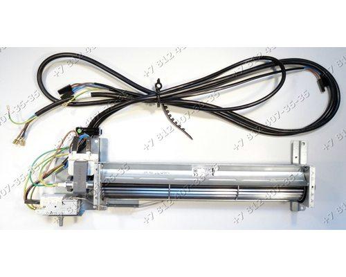 Вентилятор тангенциальный QL4/3000A9-2124L-433dm 220-240V 50Hz 13W для холодильника Атлант