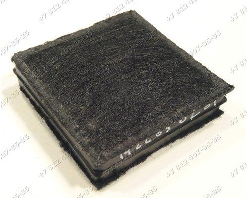 Антибактериальный угольный фильтр для холодильника Indesit Ariston 3BL1911TVZFWTK, 4DXHA, 4DXTHA