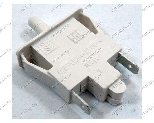 Выключатель света для холодильника Ariston, Indesit, Stinol ВК-01 C00851049 - ОРИГИНАЛ!