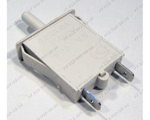 Выключатель света для холодильника Ariston, Indesit, Stinol ВОК-3 C00851049 - ОРИГИНАЛ!
