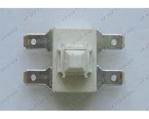 Выключатель кнопочный двухтактный холодильника Stinol 16002190800