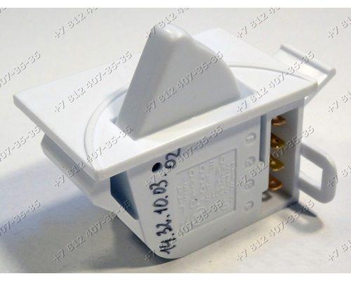 Выключатель света для морозильной камеры для холодильника Samsung 20NAMS, LC1824PELW, LC1824PELZ