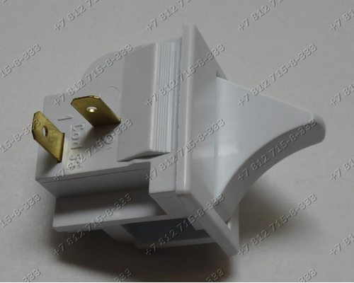 Выключатель света для холодильника Beko CSK34000, Hansa