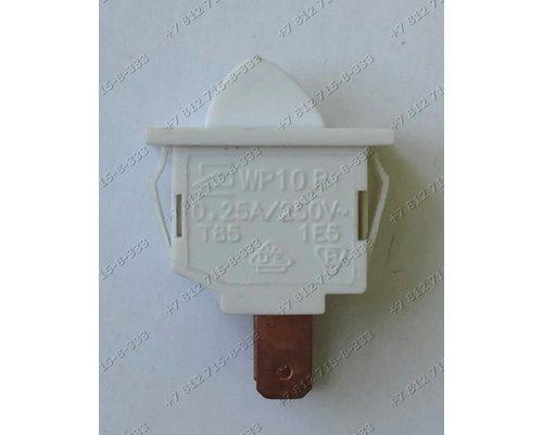 Выключатель света холодильника Snaige WP10R