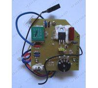 Электронный модуль в сборе с выключателем, кронштейном и сетевым шнуром для кухонного комбайна Philips HR2170/40