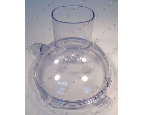 Крышка основной чаши для кухонного комбайна Moulinex FP6011