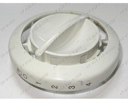 Ручка выбора режимов для кухонного комбайна Bosch MUM4505/01