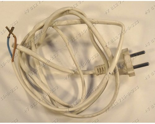 Сетевой шнур блендера Moulinex FP6011