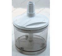 Чаша измельчителя в сборе для блендера Bosch MFQ36400/01, MFQ36400S/01, MFQM570BCN/02 и т.д.