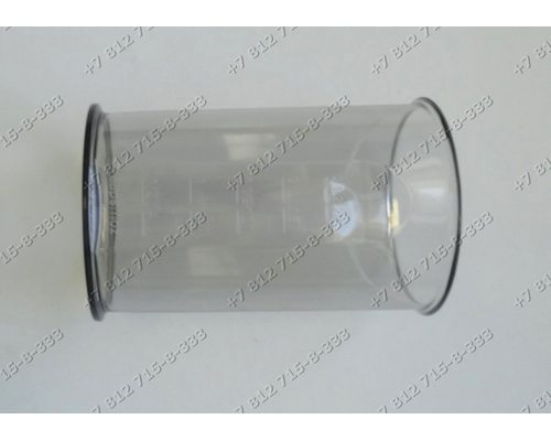 Мерный стакан (Деления до 600 мл) для блендера Bosch MSM66150RU/01