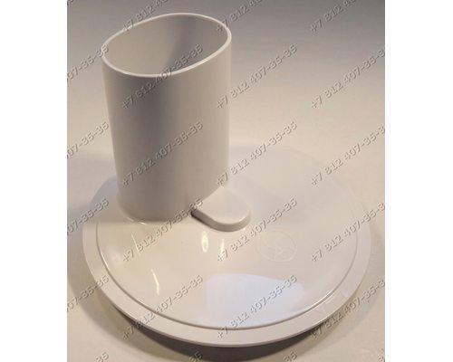 Крышка переходной чаши в сборе с втулкой для кухонного комбайна Bosch MUM4655EU, MUM4856EU/05