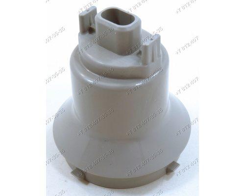 Втулка держателя дисков серая для кухонного комбайна Bosch MCM55... MCM62... MCM64.. MCM68… MCM81…