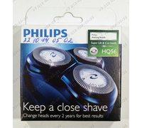 Головка к бритве Philips HQ56, HQ6425, HQ6426, HQ6466, HQ6465, HQ6832, HQ6847, HQ6850, HQ6851