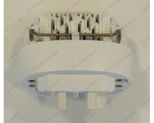 Головка эпилятора Braun Silk Epil 7 - Dual Epilator, Legs Body & Face